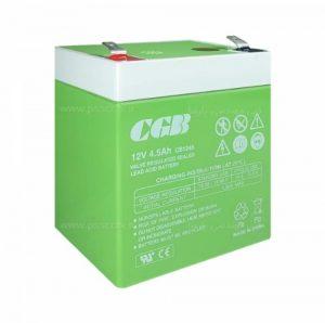 باتری ۱۲ ولت ۴٫۵ آمپر CGB 2