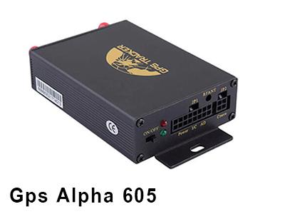 GPS-Alpha-605