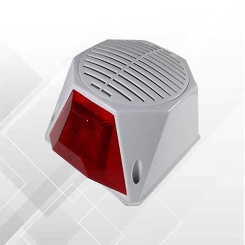 Speaker-flashdar