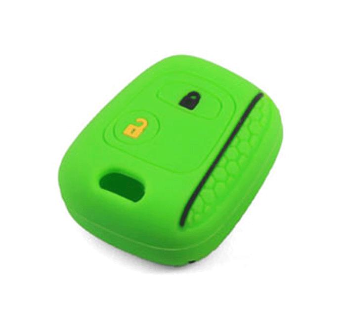 Silicon-remote-cover-Samand-rana-green