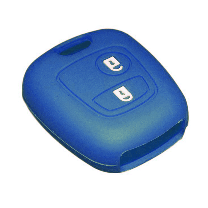 peugeot-206-Switch-silicone-blue